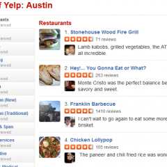 Yelp's Secrets: What You Probably Don't Know