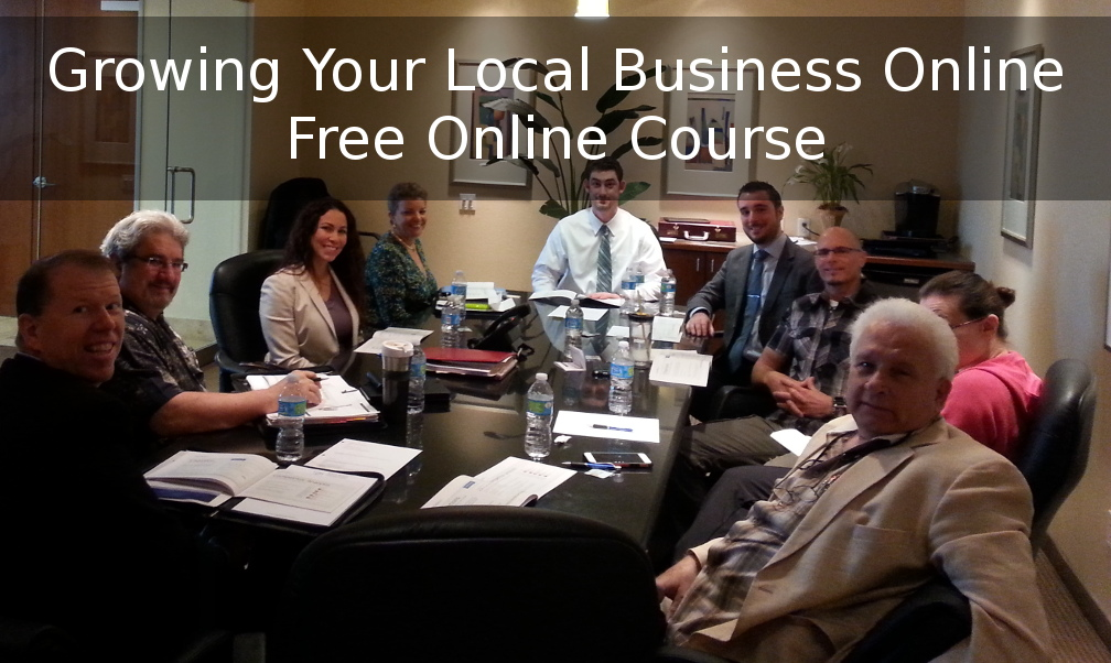 Growing a local business online