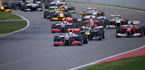 Formula 1 Doesn't Understand Social Media